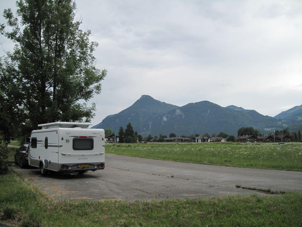 Camping på p-plads