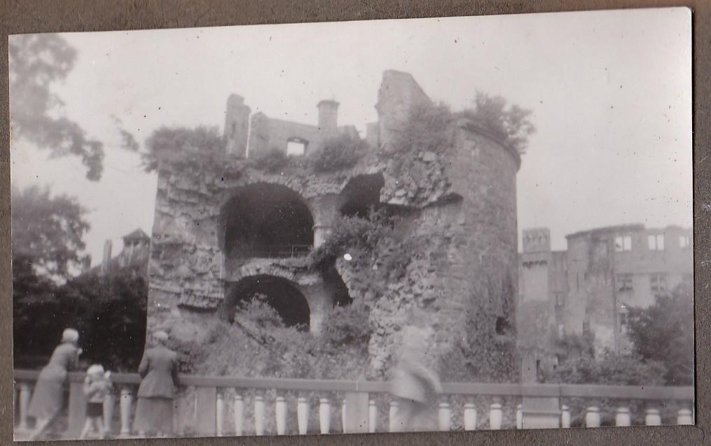 Heidelberg-ruiner