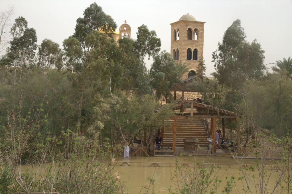Jesu dåbssted