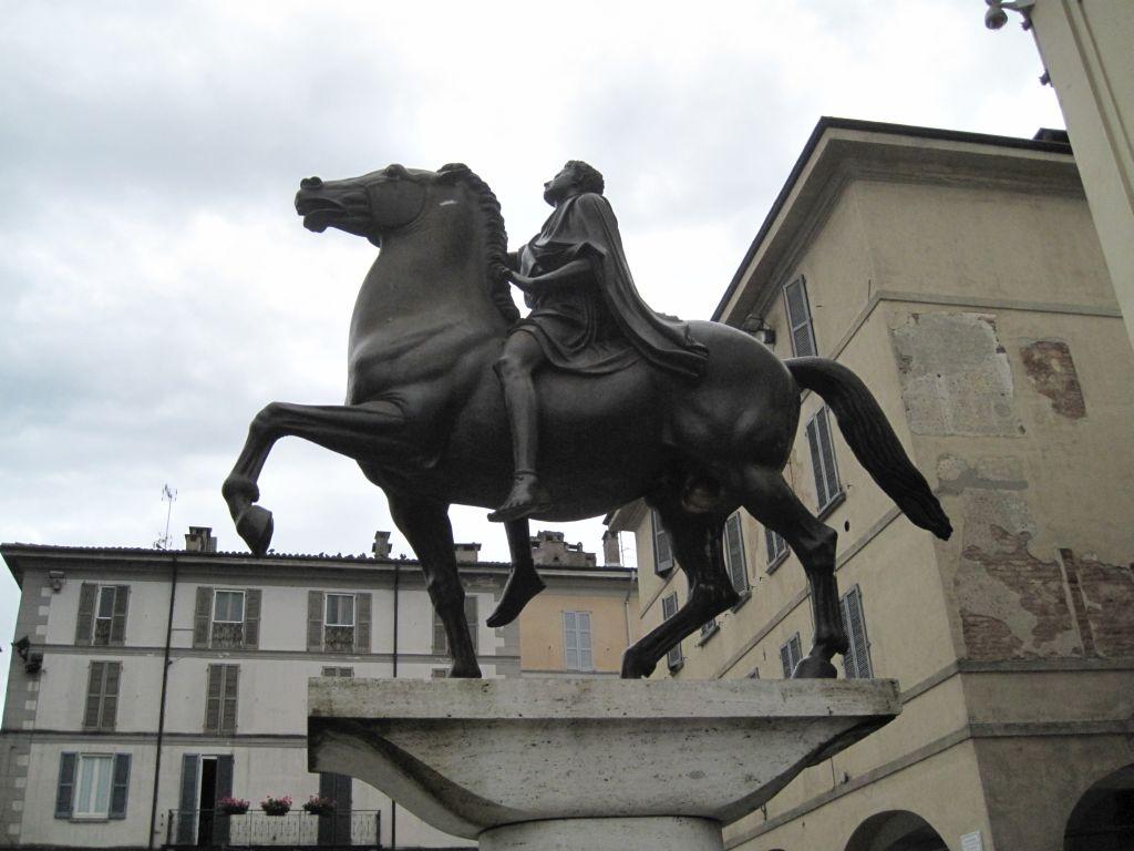 Pavia hest