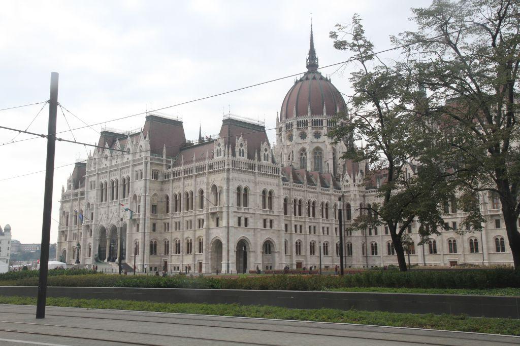 Ungarn - parlamentet