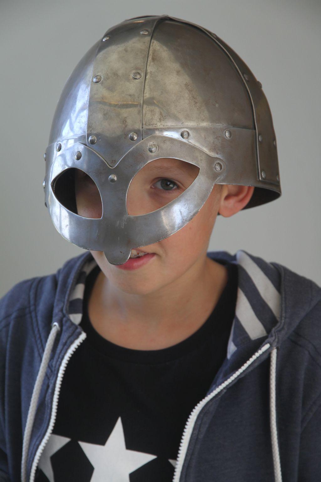 Vikingehjælm