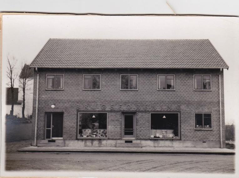 Den gamle brugs i Fjellerup
