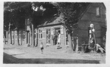 Købmand Skallerups butik