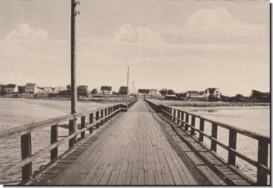 Træbroen ved Bønnerup