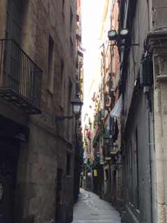 Barcelona - gotik