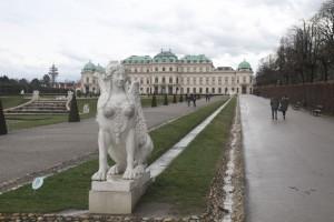 wien - belvedere 1