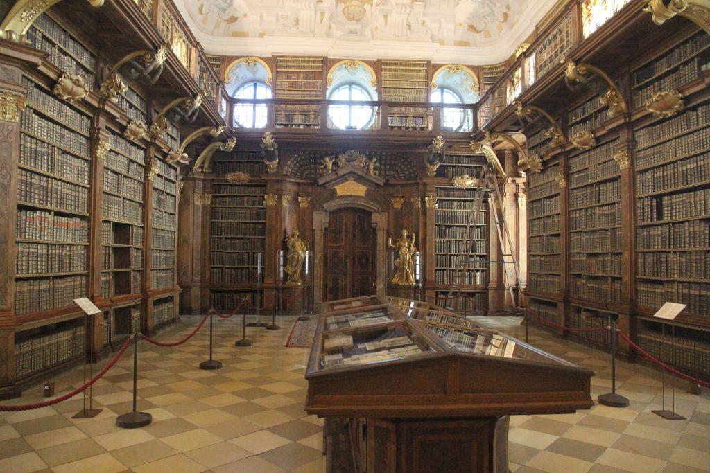 wien - bibliotek