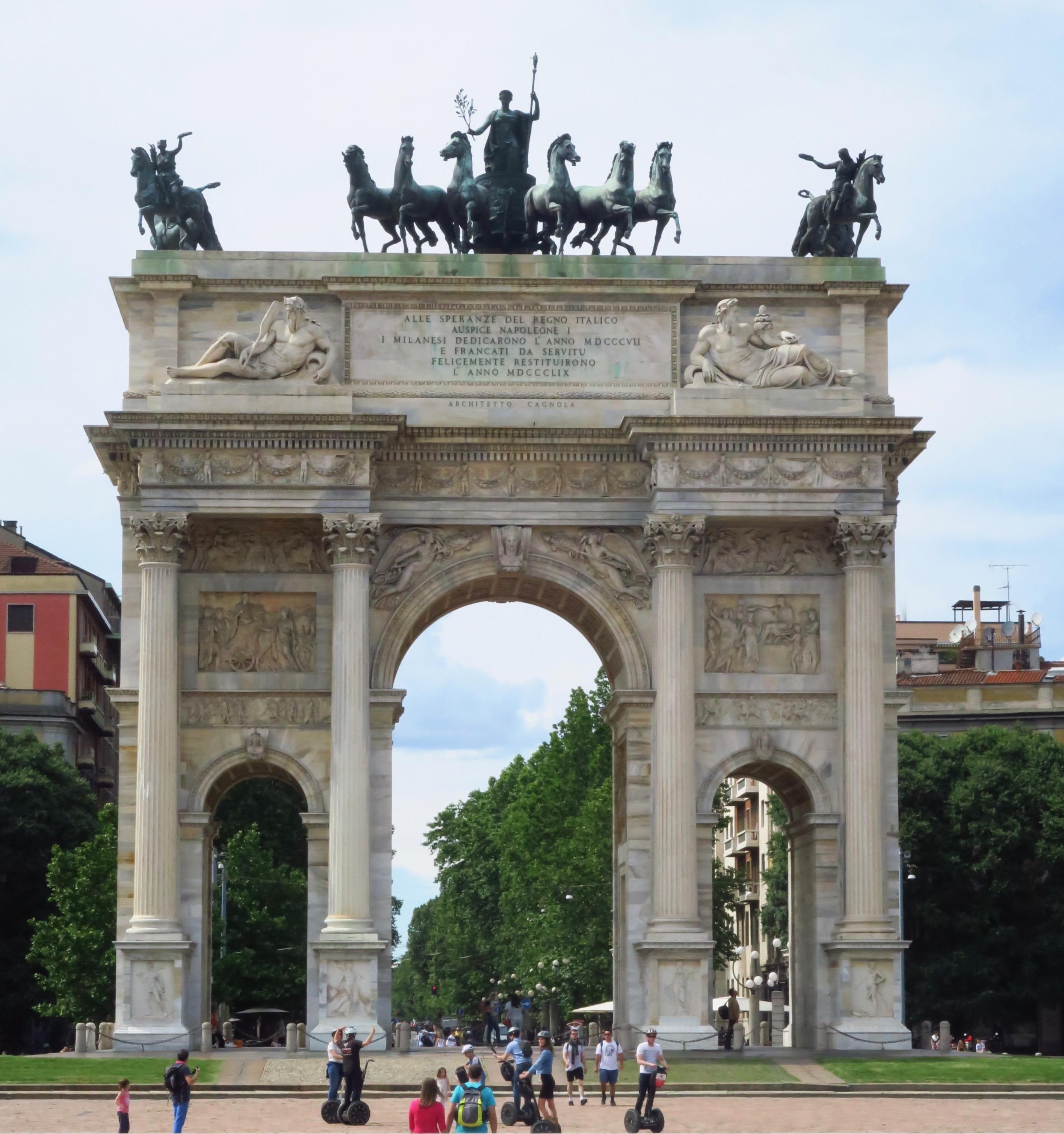 billige rejser milano